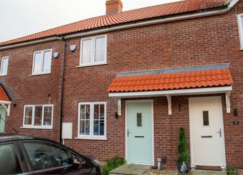 Thumbnail 2 bed terraced house for sale in Gervase Holles Way, Grimsby, Lincolnshire