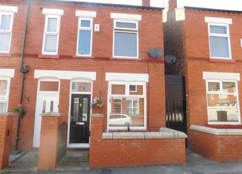 Thumbnail 2 bed semi-detached house for sale in Avon Street, Shaw Heath, Stockport