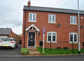 Thumbnail 3 bedroom property to rent in Ferridays Fields, Telford