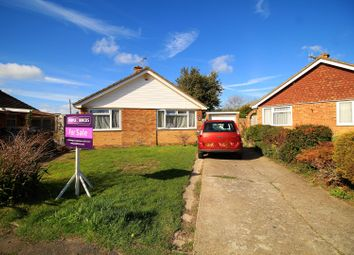 Thumbnail 3 bed detached bungalow for sale in Sandown Way, Bexhill-On-Sea