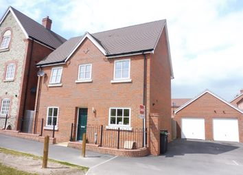 Thumbnail 3 bed detached house for sale in Bramble Patch, Shaftesbury
