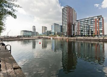 Thumbnail 2 bed flat for sale in The Quays, Salford