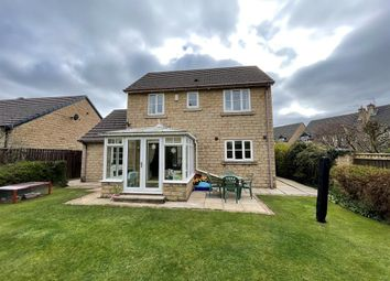 Thumbnail 4 bed detached house for sale in Ellar Gardens, Menston, Ilkley