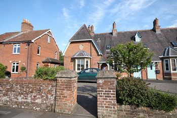 Thumbnail 2 bed terraced house to rent in Portway, Warminster, Wiltshire