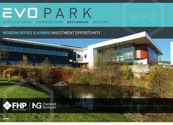 Thumbnail Commercial property for sale in Evo Park, Little Oak Drive, Sherwood Park, Nottingham