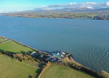 Thumbnail 4 bed barn conversion for sale in Foel Ferry, Brynsiencyn, Anglesey, North Wales