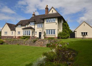 Thumbnail 6 bed detached house for sale in Hazelwood Road, Duffield, Belper