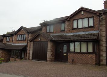 Thumbnail 4 bedroom detached house to rent in Barnside Court, Childwall, Liverpool