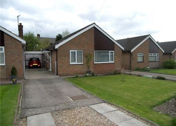 Thumbnail 2 bed detached bungalow for sale in Shady Grove, Hilton, Derby