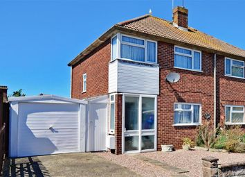 Thumbnail 3 bed semi-detached house for sale in Fairlawn Road, Ramsgate, Kent