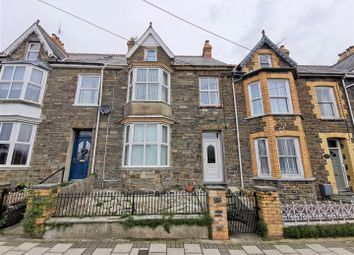 Thumbnail 6 bed terraced house for sale in Penslade Terrace, Fishguard