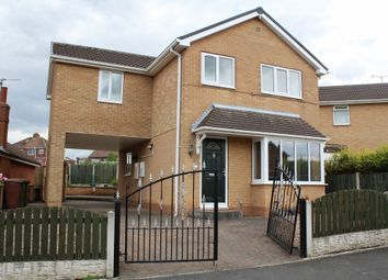 Thumbnail 4 bed detached house for sale in Greenwood Avenue, Pontefract