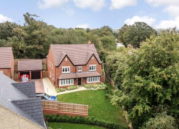 Thumbnail 5 bed detached house for sale in Bloxham Way, Radford Semele, Leamington Spa
