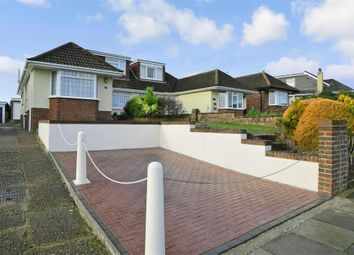 Thumbnail 3 bed bungalow for sale in Fernwood Rise, Westdene, Brighton, East Sussex