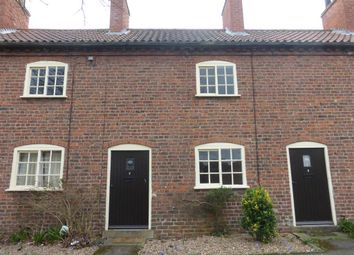 Thumbnail 2 bed cottage to rent in Doncaster Road, Bawtry, Doncaster