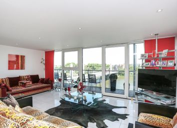 Thumbnail 3 bed flat for sale in Queenstown Road, London