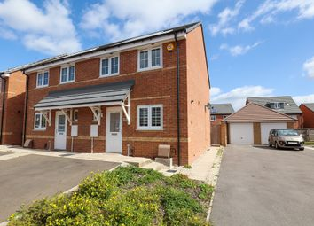 Thumbnail 3 bed semi-detached house for sale in Matlock Way, Rotherham