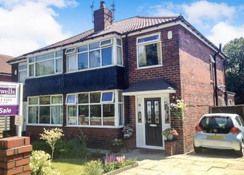 Thumbnail 3 bedroom semi-detached house for sale in Radcliffe Road, Bury