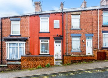 Thumbnail 2 bed terraced house for sale in Marsh Street, Wombwell, Barnsley