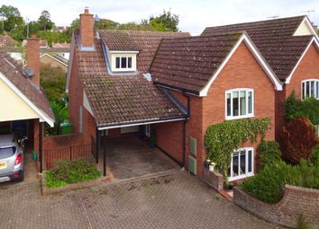 Thumbnail 3 bed detached house for sale in Chapel Street, Woodbridge