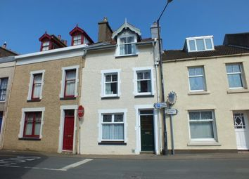 Thumbnail 4 bed end terrace house for sale in Patrick Street, Peel, Isle Of Man
