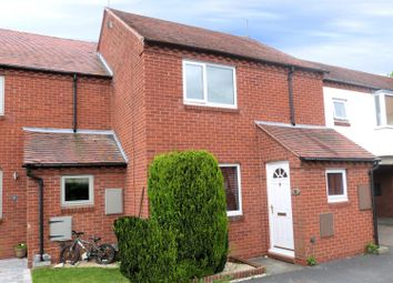 Thumbnail 2 bed terraced house for sale in Orchard Close, Shipston-On-Stour