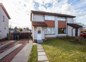 Thumbnail 2 bed semi-detached house for sale in Thomas Muir Avenue, Bishopbriggs