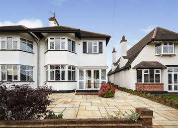 Thumbnail 4 bed semi-detached house for sale in Westcliff-On-Sea, Essex