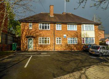Thumbnail 1 bed flat to rent in Sunderton Road, Kings Heath, Birmingham