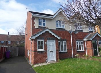 Thumbnail 3 bed semi-detached house to rent in All Hallows Drive, Speke, Liverpool