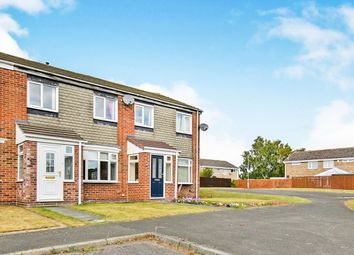 3 bed terraced house for sale in Middleham Close, Ouston, Chester Le Street DH2