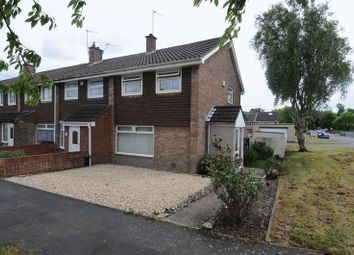 Thumbnail 3 bed end terrace house to rent in Raymill, Brislington, Bristol