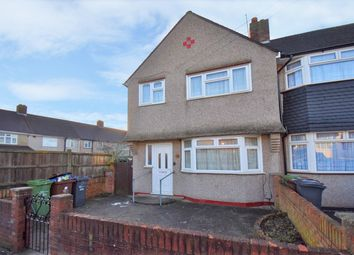 Thumbnail 3 bed end terrace house to rent in Glencoe Drive, Dagenham