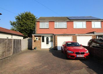 Thumbnail 3 bed property to rent in Woodside Crescent, Sidcup