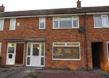 Thumbnail 2 bedroom terraced house for sale in Stromness Way, Hull