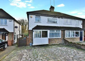 Gade Villas, Uxbridge Road, Rickmansworth WD3. 3 bed semi-detached house