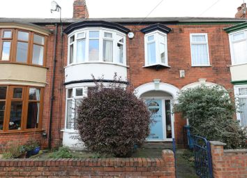 Thumbnail 3 bed terraced house for sale in Ormonde Avenue, Hull