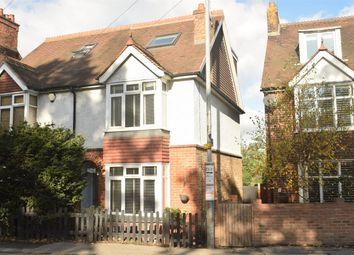 Thumbnail 3 bed semi-detached house for sale in Bedgebury Villa, Bradbourne Vale Road, Sevenoaks, Kent