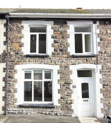 Thumbnail 3 bedroom terraced house to rent in Glandwr Street, Abertillery, Blaenau Gwent.