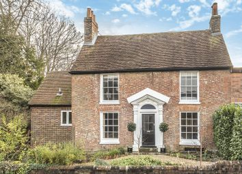 Thumbnail 3 bed detached house for sale in Mill Hill, Botley, Southampton