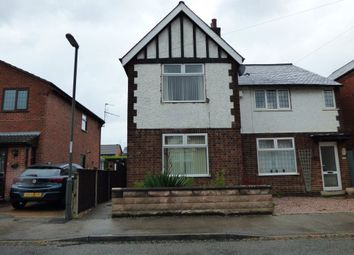 Thumbnail 3 bed semi-detached house to rent in Curzon Street, Long Eaton, Nottingham