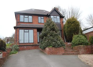 Thumbnail 3 bed detached house for sale in Pennwood Lane, Penn, Wolverhampton