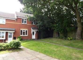 Thumbnail 3 bedroom end terrace house for sale in Hedgerow Walk, Holbrooks, Coventry
