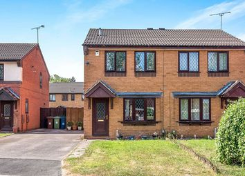 Thumbnail 2 bedroom semi-detached house for sale in Aldrin Close, Stafford