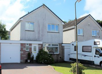 Thumbnail 3 bed link-detached house for sale in Braemar Grove, Dunblane