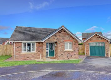 Thumbnail 2 bed detached bungalow for sale in Slater Place, Heathhall, Dumfries