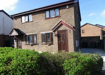 Thumbnail 2 bedroom semi-detached house to rent in Barnacre Close, Fulwood, Preston