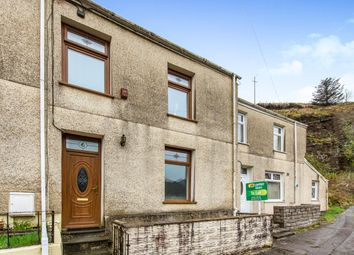 Thumbnail 3 bed property to rent in Gelli Terrace, Abergwynfi, Port Talbot