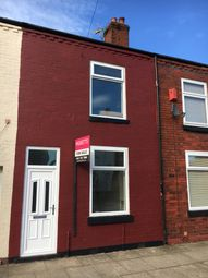 Thumbnail 3 bed terraced house for sale in Cromwell Road, Eccles Manchester