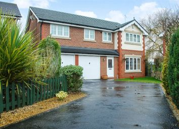 Thumbnail 5 bed detached house for sale in Fourways, Weston, Crewe, Cheshire